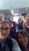 selfie_aéroport